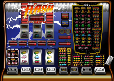 classic jackpot gokkasten flash